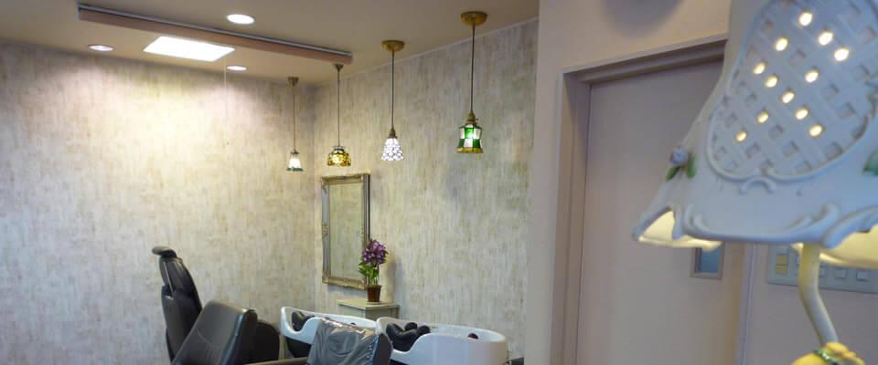 京都府亀岡市の美容室 幸いブレインズの公式サイトです